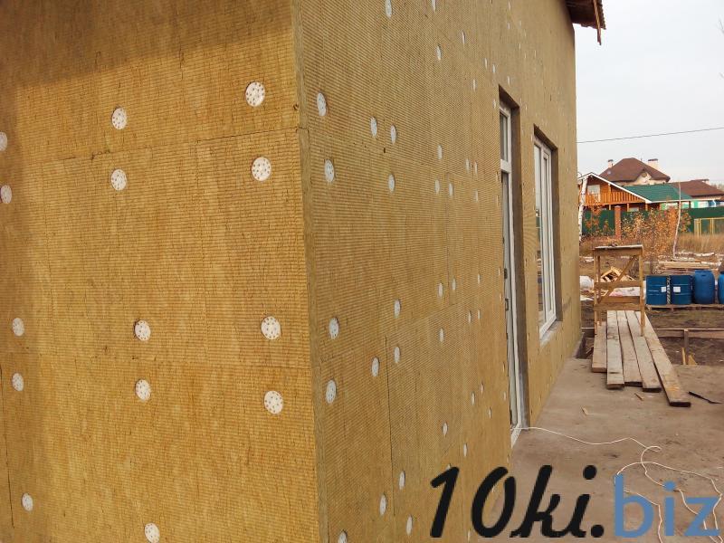 Утепление стен фасадов Утепление стен, фасадов в России