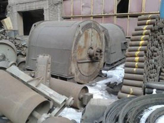 Электродвигатель ДАЗО2-16-64-6 800 кВт 1000 об. мин 6000В