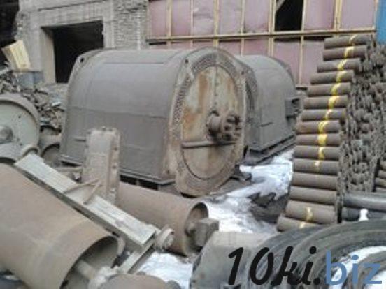 Электродвигатель ДАЗО2-16-64-6 800 кВт 1000 об. мин 6000В купить в Херсоне - Электрооборудование