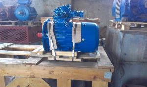 Фото  Электродвигатели взрывозащищенные Электродвигатели взрывозащищенные АИММ