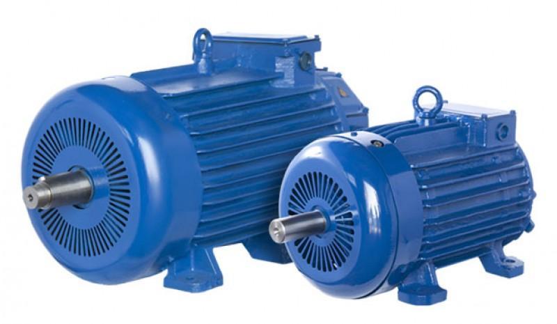 Электродвигатели Краново-металлургические с фазными ротором MTН