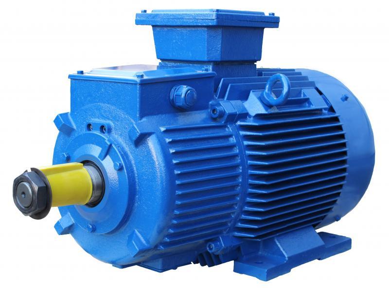 Электродвигатели Краново-металлургические с фазными ротором 4MTН