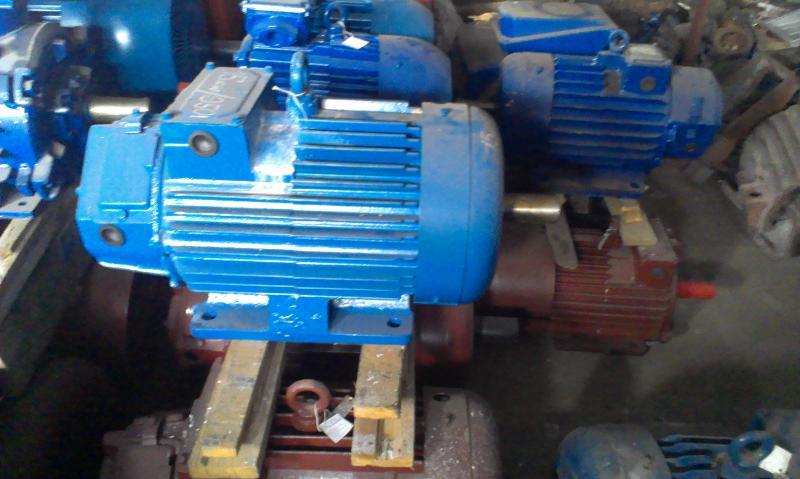 Электродвигатели Краново-металлургические с фазными ротором ДMTН
