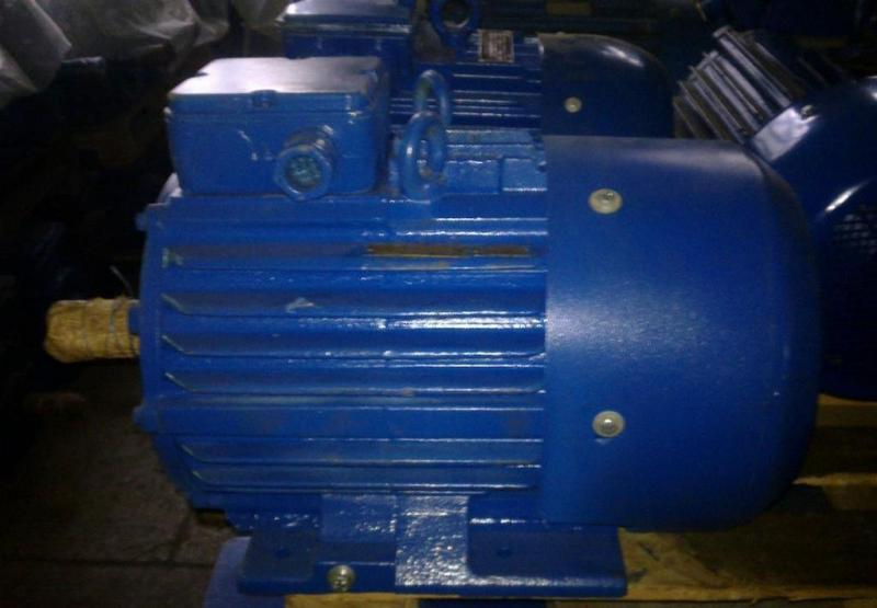Электродвигатель 4АМУ 180S4 22 кВт. 1500 об/мин