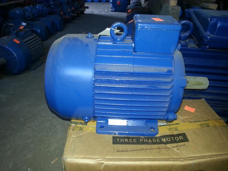 Электродвигатель АМУ 132S4 5,5 кВт. 1500 об/мин