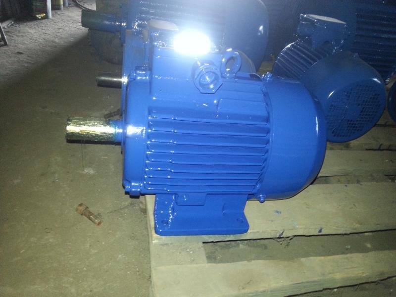 Электродвигатель АМУ 132S6 3 кВт. 1000 об/мин