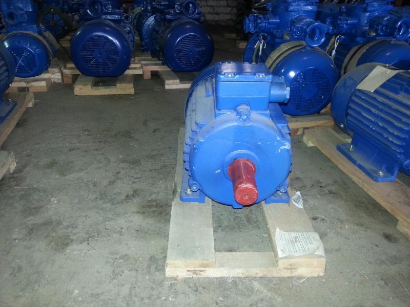 Электродвигатель АИРУ 112МВ8 3 кВт. 750 об/мин