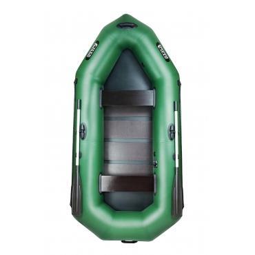 Надувная лодка Ладья ЛО-290-ВЕ (слань-книжка)