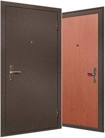 Фото Металлические двери Модель № 3