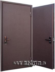 Фото Металлические двери Модель № 5