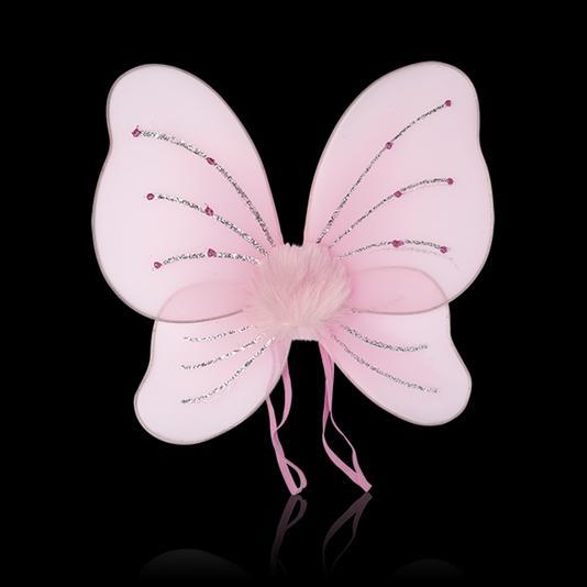 (28075)Декоративные крылышки «Феечка»
