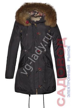 Куртка-Парка Артикул: 1513 Куртки женские на рынке Садовод
