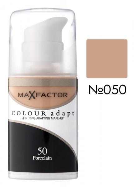 Тональный крем Max Factor Colour Adapt №50