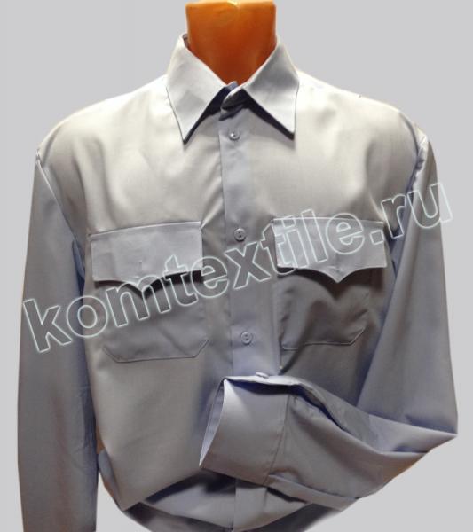 """Рубашка """"Полиция"""" уставная"""