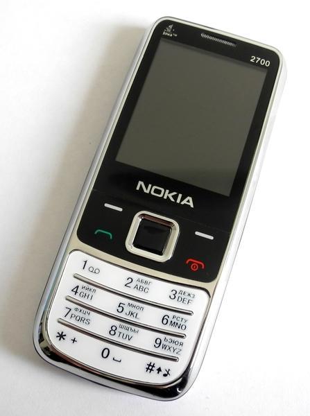 Nokia 2700 2Sim Металл