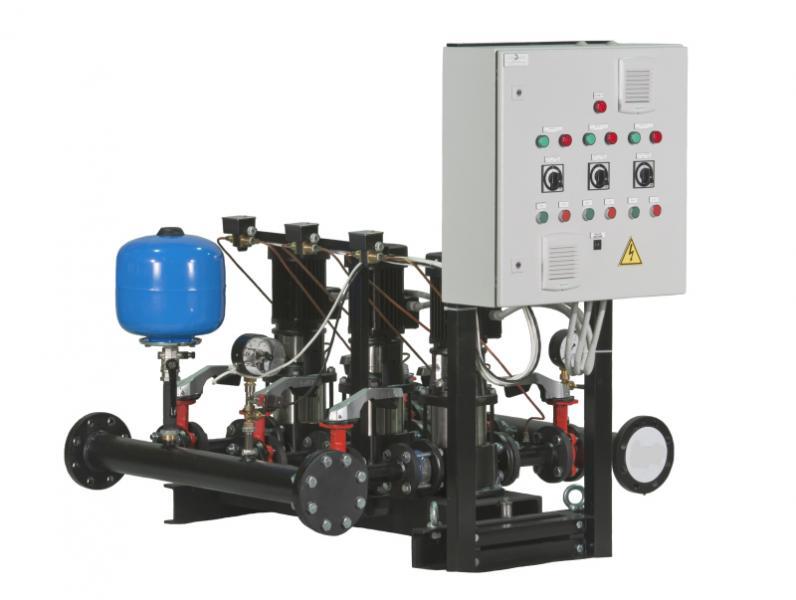 Автоматизированная Агрегатная установка АЦМС3 АЦМС 4033-6-1