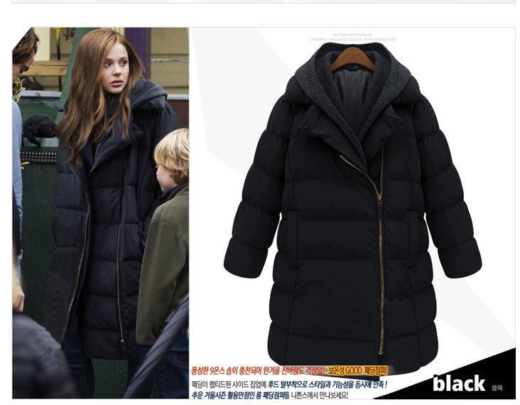 Стильное Пальто  женская  мода -XXXL