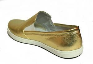 Фото Кеды, сникерсы, кроссовки, слипоны (под заказ) натуральная кожа Слипперы из натуральной кожи