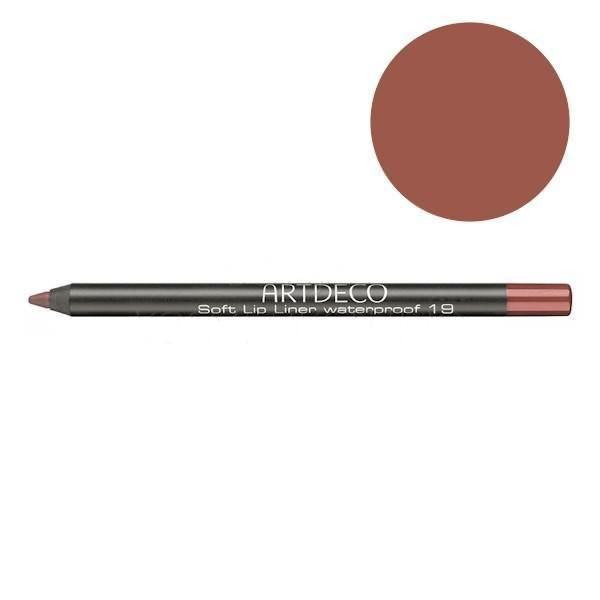 Водостойкий карандаш Artdeco Soft Lip Liner Waterproof 19