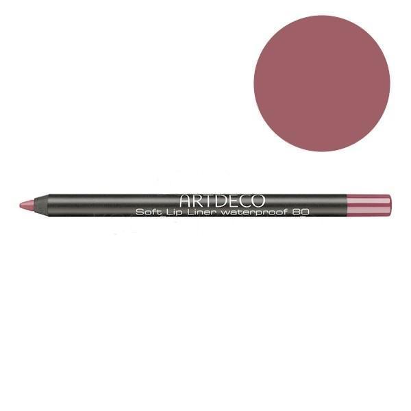 Водостойкий карандаш Artdeco Soft Lip Liner Waterproof 80