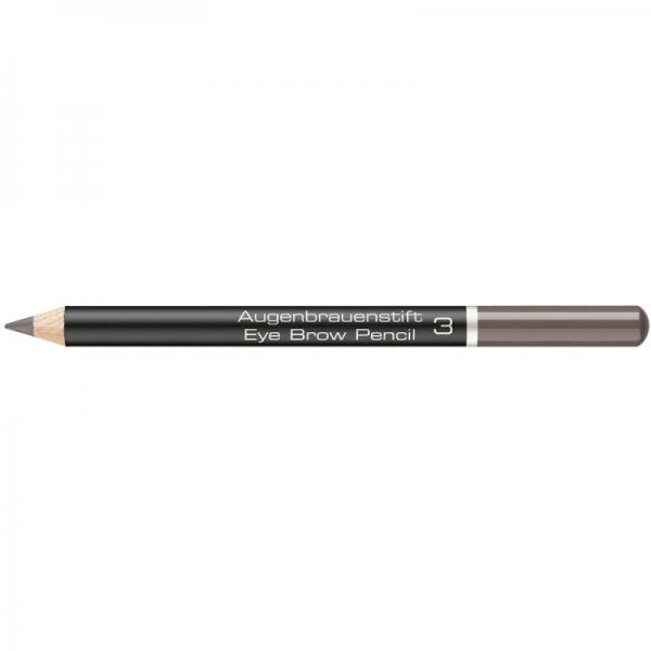 Карандаш для бровей ARTDECO Eye Brow Pencil 3 Мягкий Коричневый
