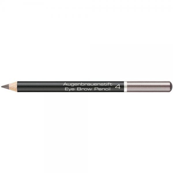 Карандаш для бровей ARTDECO Eye Brow Pencil 4 Светло-Серый