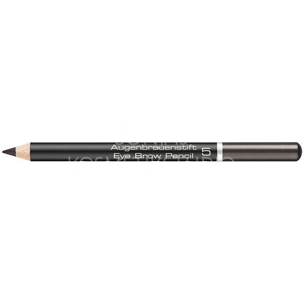 Карандаш для бровей ARTDECO Eye Brow Pencil 5 Темно-Серый