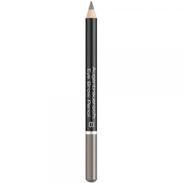 Карандаш для бровей ARTDECO Eye Brow Pencil 6 Серо-Коричневый