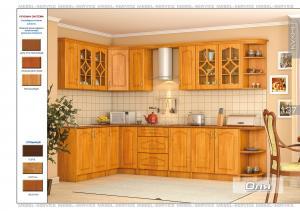Фото Кухни, столы, табуретки, стулья и уголки, Кухни производителя Мебель-сервис Оля