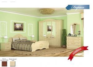 Фото Детская мебель, спальни и мебель из лозы, Спальни производителя Мебель-Сервис Бароко