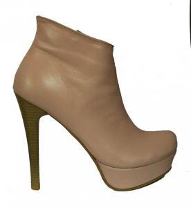 Фото Ботинки (демисезон и зима) натуральная кожа (под заказ) Ботинки из натуральной кожи