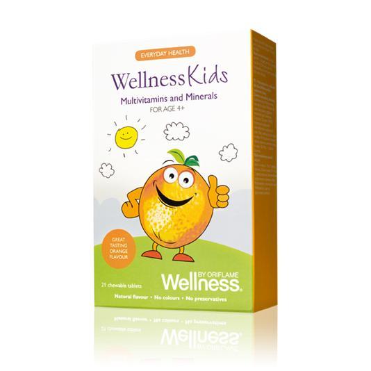 (22465)Комплекс «Мультивитамины и минералы» для детей