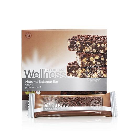 (25385)Протеиновый батончик «Нэчурал Баланс» - Шоколад