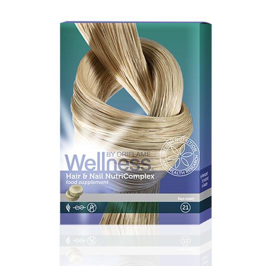 (23473)Нутрикомплекс для волос и ногтей