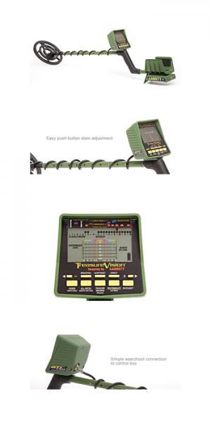 Металлоискатель GTI 2500