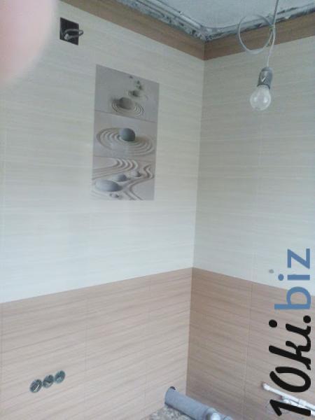 Облицовка стен кафельной плиткой купить в Новосибирске - Плиточные работы