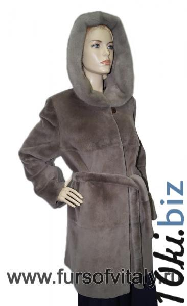 """Пальто из нутрии, модель """"Классика"""" Шубы из меха нутрии на рынке Люблино"""