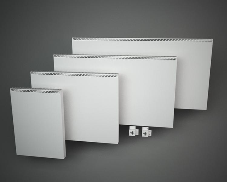 Панель нагревательная конвекционная ТВП 1000 Вт