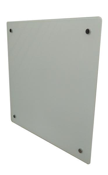 Нагревательная панель стеклокерамическая HGlass IGH 6060 400 Вт белая