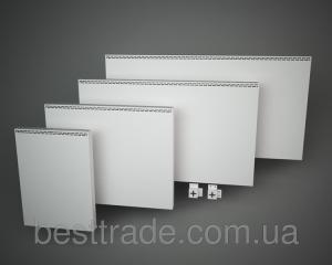 Фото Инфракрасные нагревательные панели, Металлические нагревательные панели, ТВП ИК металлический обогреватель ТВП 300 Вт