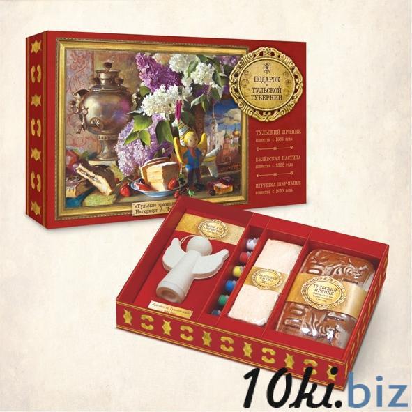 Губернский подарок купить в Туле - Подарочные наборы с ценами и фото