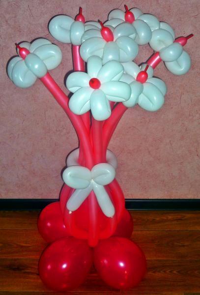 букет из 7ми цветков