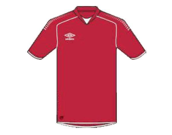 Футболка тренировочная 310215 Prodigy Team Cotton Tee (021) красно-белый
