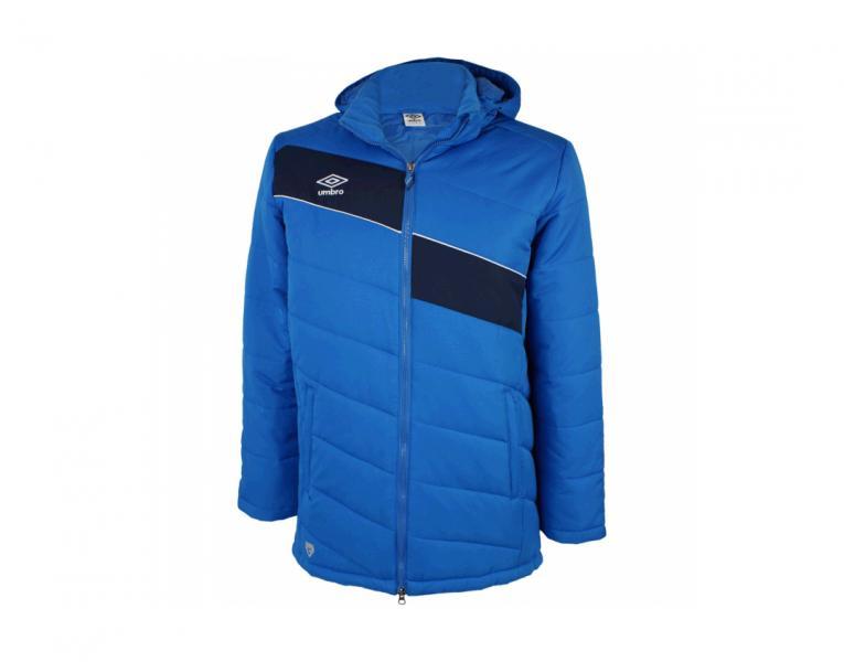 Куртка утепленная 440114 Derby Padded Jacket (791) сине-темносине-белый
