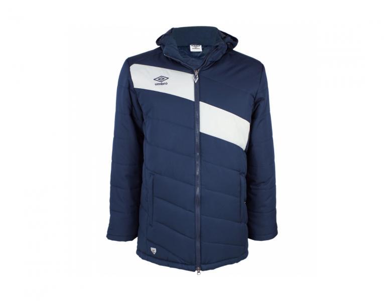 Куртка утепленная 440114 Derby Padded Jacket (981) темносине-серо-белый