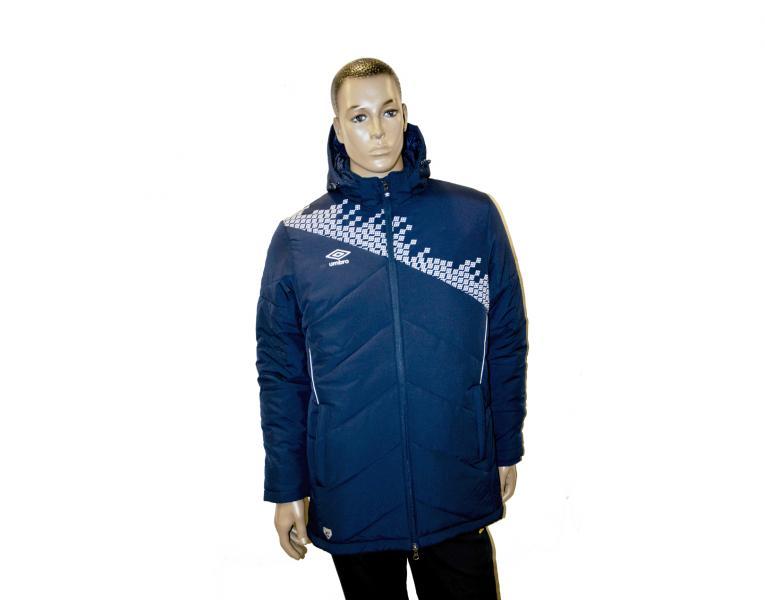 Куртка утепленная 440115 Armada Padded Jacket (911) темносине-бело-белый