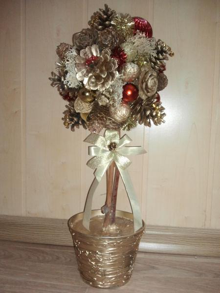 Рождественское чудо-дерево