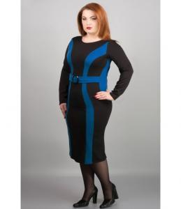 Фото СТИЛЬ с 44р.-64р. Платье Анабель (4 цвета)