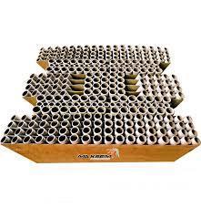 Фото Салютные установки, Бытовые салютные установки (салютные установки-S),  100 и более выстрелов Праздничный набор фейерверков MC132 ПРОФ.