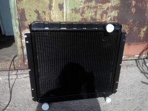 Радиатор водяного охлаждения (432720-1301010-11) ЗИЛ-5301 <БЫЧОК> (2-х рядн.) (пр-во ШААЗ